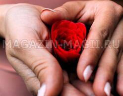 Простой обряд на привлечение любви
