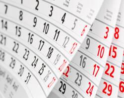 С 28 марта по 5 апреля работа в обычном режиме