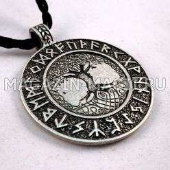 "Amulet ""The Tree Of Life"""
