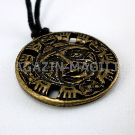 Amuleto do Espírito do deus Sol