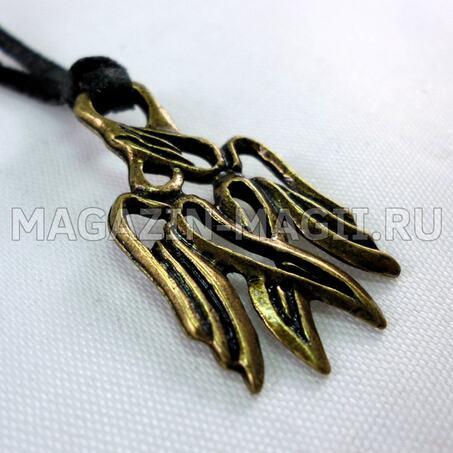 Amulett Flügel der Seraphim