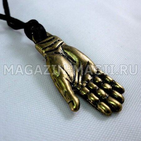 Happy palm Amulet