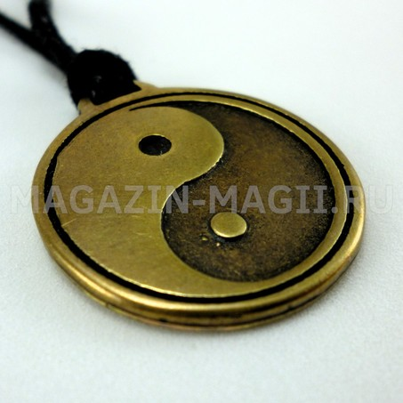 Amulett Symbol des Lebens Yin Yang