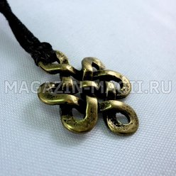"Amulet of ""longevity Knot"""