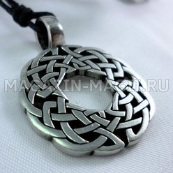"The amulet ""Celtic knots"""