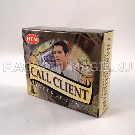 Incense cones Call customer