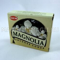 "Incenso de cones ""Magnólia"""