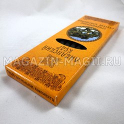 Russian incense 'cedar of Lebanon'