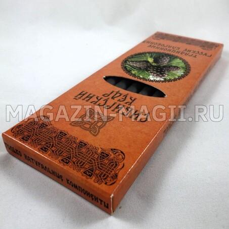 Perfume de cedro siberiano ruso