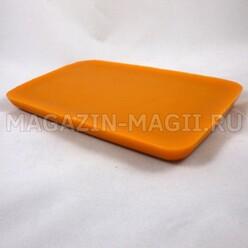 Orange Wachs