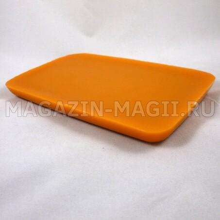 Оранжевый воск
