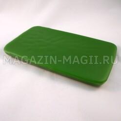 Grünes Wachs