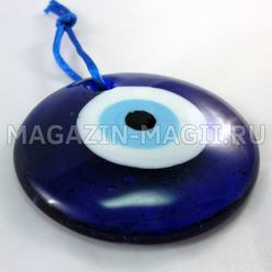 Защитный оберег «Глаз Фатимы»