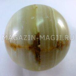 La bola de ónix (7 cm)