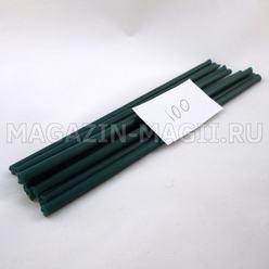Candele di cera di smeraldo n ° 100 (10 pz, маканые)
