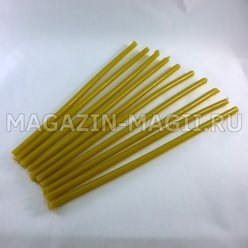 Church candles wax No. 140 (10pcs.)